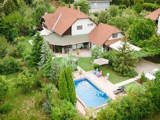 Casa Lavanda Alsoors - Holiday home with pool