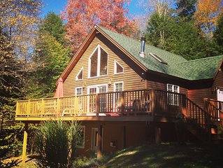 Secluded Catskill Ski House - Margaretville NY.  Near Belleayre and Plattekill