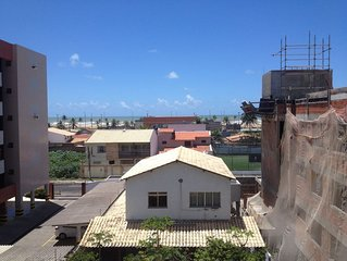 Apartamento 3 Quartos, 2 Banheiros,acomoda 06, Fica a 250 mts da Orla, Wifi