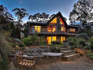 Woodbrook Cottage Blue Mts - peaceful log cottage