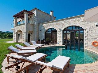 3-bedroom Platanias Villa