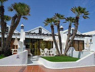 Refurbished Poolside Villa at Sands Resort, with Sunny Aspect