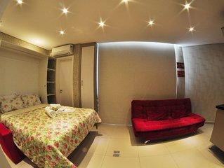 Be Paulista , apartamento com conforto e comodidades