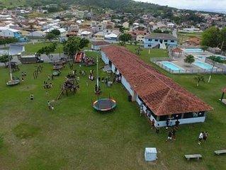 Sao Pedro D'Aldeia Casa 1 QTO Condominio .Clube Privativo