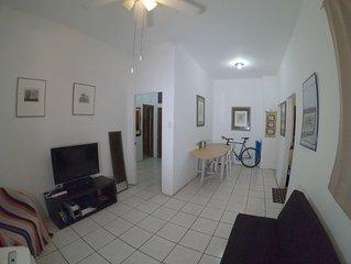 Condado/Ocean Park Beach Apartment. Prime location