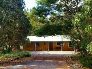 Yallingup Bush Cottage