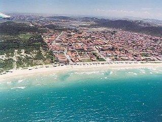 Duplex com WIFI GRÁTIS em condomínio fechado, nas praias do Peró/Conc