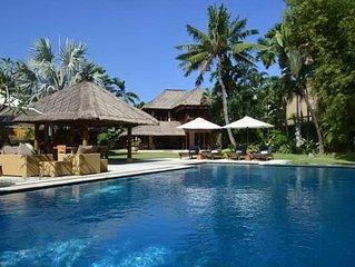 Sienna 4 Bedroom, Luxury Large Villa-Seminyak