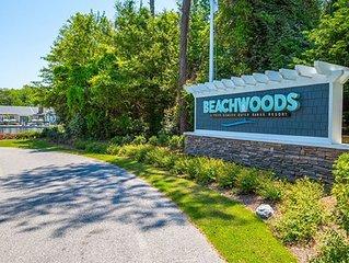 1BDRM~ BEACHWOODS RESORT-WATER VIEWS-POOLS-BEACH-LAKE-TRAILS-FISHING-TENNIS-MORE