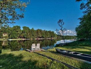 Spacious Lakeside Property