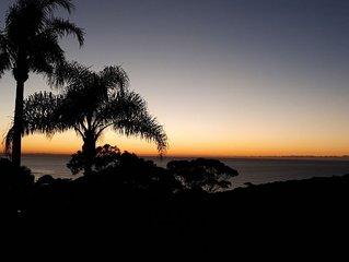 Ocean View - spectacular 180^ views close to beach,Dudley Blowhole & bush walks