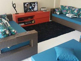 Praia de Pitangueiras - Apartamento TOP! - Guarujá (Na melhor Localização!)
