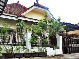 Syariah Private & Comfy House, Full Wifi