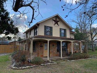 Tin Star House - 3 br 2 ba