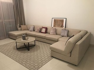 2-bedroom apartment for daily rent in Abu Dhabi, UAE