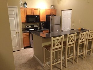 Fully Furnished Top Floor 2 Bed / 2 Bath Condo