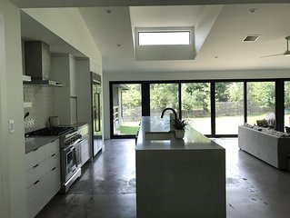 Family Friendly, Light Filled, Modern Home Near Downtown