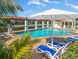 Sands 51 - A Beach Escape - Pool and Tennis Court