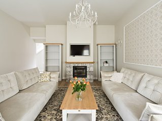 Welcome to new and stylish 4-rooms apartment in the heart of Vilnius!