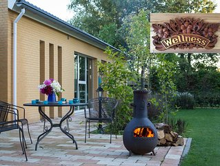 Guesthouse and wellness in beautiful garden, close to nature and Eindhoven