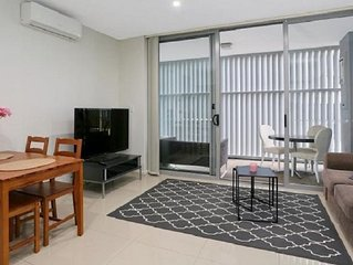 New Secure Apartment - Next to Westfield & Train