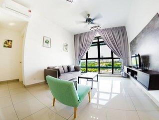 Conezion luxury stay IOI Resort City