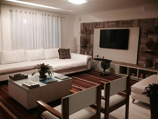 Casa 4 Suites canto do sol