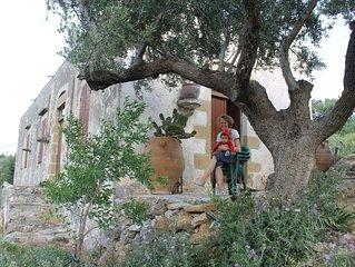 tsikalaria stone house