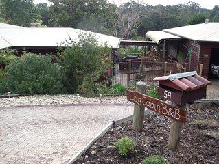 The Log Cabin - Red Robin