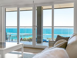 35°South, Port Noarlunga: A modern house with vast sea views of the iconic jetty