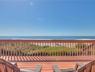 Wonderful Ocean Front Home-Perfect for a Family Retreat!