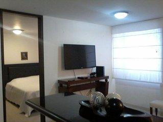 Chapinero Alto - Candelaria, Zona T y G