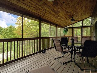Angel of the Lake  Cottage - Mr Lake Lure Vacation Rentals