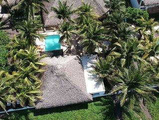 Beautiful Beach Home In Monterrico MR003