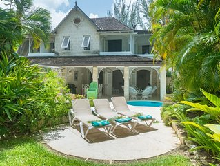 Beachfront Townhouse with Plunge Pool - Waverly House
