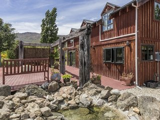 Amazing Lodge in the heart of Cardrona Valley