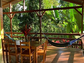 Casa Colibri - Jungle Oasis, Close to the Beach!