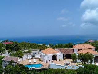 Mexican-Style Villa, Large Deck with Gazebo Overlooking the Heated Pool, Piano,