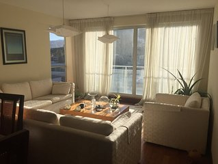 Beautiful Luxury Apartment, sunny, cozy. Perfect for family or business travel