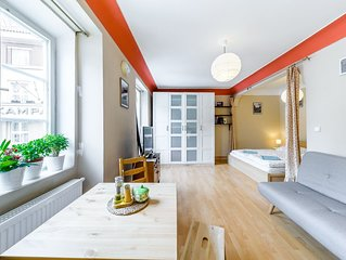 Cosy and spacious Kampa apartment