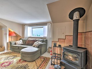 NEW! Rustic Stevenson Hideaway w/View on the Gorge