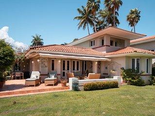 Villa Dorada - Exquisite Caribbean Retreat in Dorado Beach