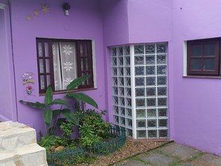 Maresias casa com piscina  Wi-Fi  p 12 pessoas  + ou - 600 m d PRAIA  vagas  6