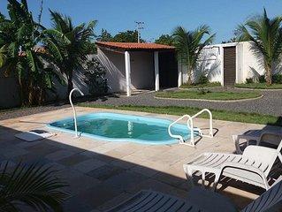 Casa do Preá com piscina
