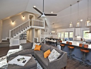 Bentonville Dream Home w/ Hot Tub and Quick Access to Bike Trails