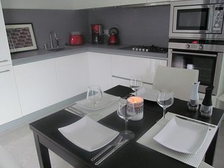 Luxury Apartment In Downtown Reykjavik, located between the harbor and old town