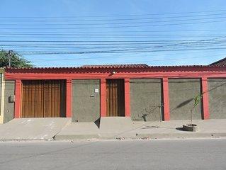 Casa - 3 quartos - Piscina - Pq. Imperial - 400m do Centro Histórico