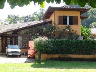 Casa aconchegante em Paraty - (3.5 km do Centro Historico) - Aluguel ou venda