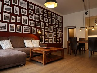 Luxury apartment at Prague city centre AndEl!