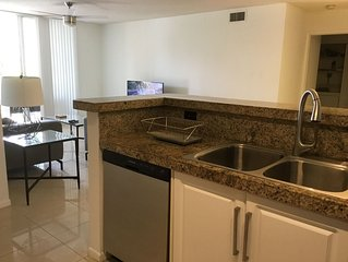 Brand new listing at the Yacht Club At Aventura